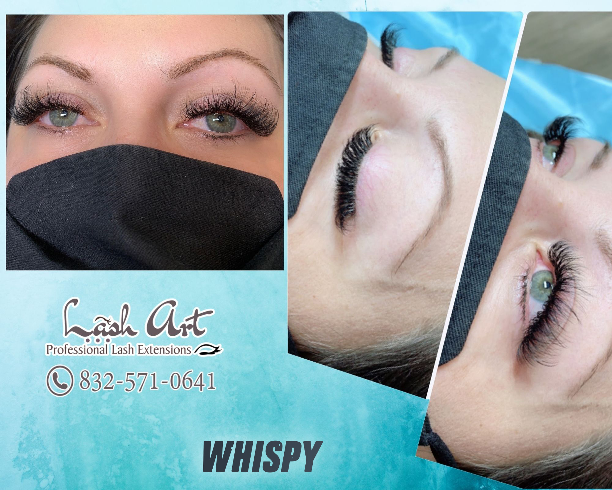 Lash Art | Best eyelash extension in Houston TX 77025